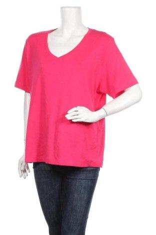 Дамска тениска Expression, Размер 3XL, Цвят Розов, Цена 16,96лв.
