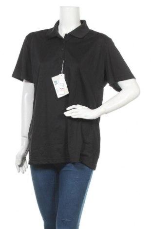 Дамска тениска Extreme, Размер XXL, Цвят Черен, Полиестер, Цена 8,19лв.