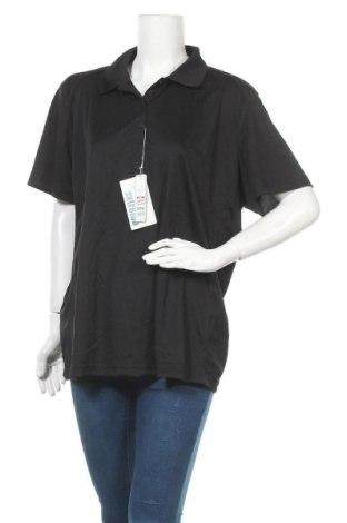 Γυναικείο t-shirt Extreme, Μέγεθος 3XL, Χρώμα Μαύρο, Πολυεστέρας, Τιμή 5,91€