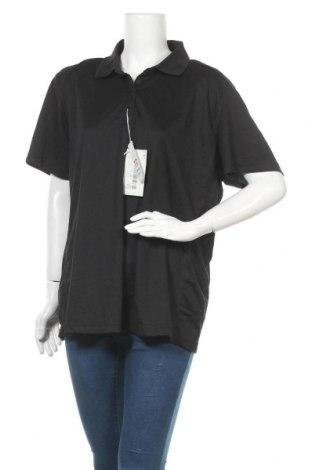 Дамска тениска Extreme, Размер 3XL, Цвят Черен, Полиестер, Цена 6,83лв.