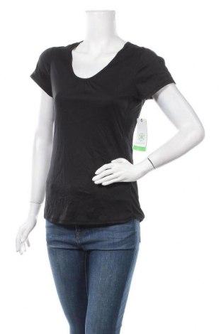 Дамска тениска Gaiam, Размер S, Цвят Черен, Полиестер, Цена 15,23лв.