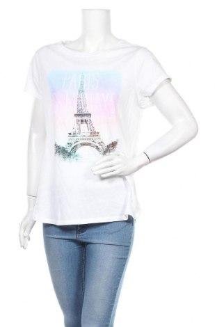 Дамска тениска Girl Xpress, Размер XL, Цвят Бял, Памук, полиестер, Цена 15,17лв.