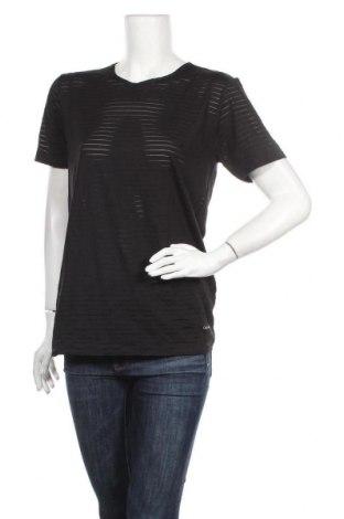 Дамска тениска Guy Laroche, Размер XL, Цвят Черен, Полиамид, други тъкани, Цена 17,01лв.