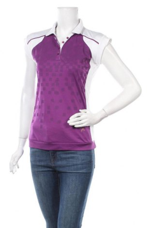 Γυναικείο t-shirt Head, Μέγεθος M, Χρώμα Βιολετί, Πολυεστέρας, Τιμή 5,71€