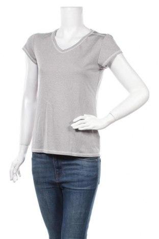 Γυναικείο t-shirt Icepeak, Μέγεθος M, Χρώμα Γκρί, Τιμή 5,36€