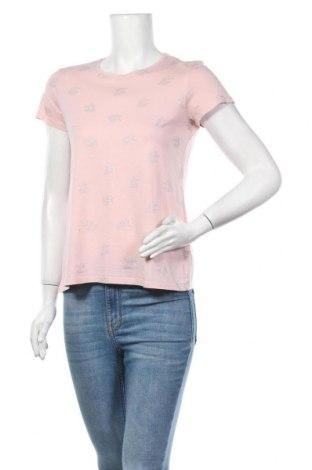 Дамска тениска Jake*s, Размер S, Цвят Розов, 50% памук, 50% модал, Цена 14,96лв.