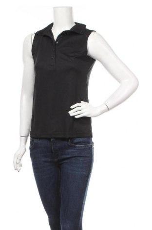 Дамска тениска James & Nicholson, Размер S, Цвят Черен, Цена 12,60лв.