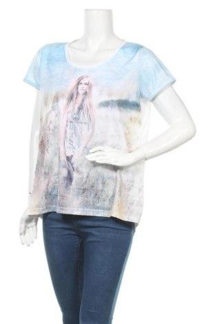 Дамска тениска Janina, Размер M, Цвят Многоцветен, Цена 12,50лв.