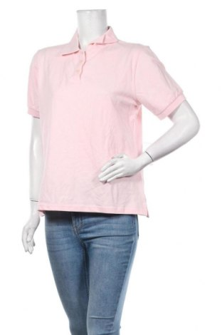 Дамска тениска Jennifer Moore, Размер L, Цвят Розов, 100% памук, Цена 15,17лв.