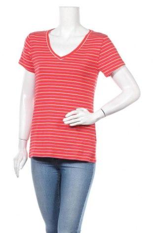 Дамска тениска Joe Fresh, Размер L, Цвят Многоцветен, Памук, Цена 24,36лв.