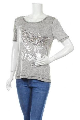 Γυναικείο t-shirt Kate Storm, Μέγεθος L, Χρώμα Γκρί, Τιμή 7,73€