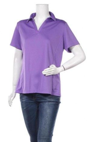 Дамска тениска Lady Hagen, Размер XL, Цвят Лилав, Полиестер, Цена 4,73лв.