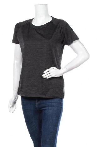 Дамска тениска Lager 157, Размер L, Цвят Сив, Полиестер, Цена 4,46лв.
