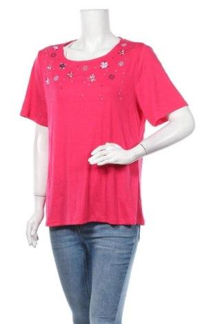 Дамска тениска Millers, Размер XXL, Цвят Розов, 65% полиестер, 35% памук, Цена 20,48лв.