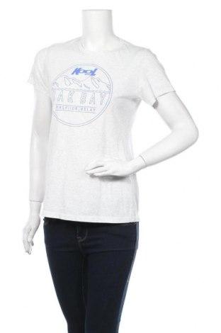 Дамска тениска New Balance, Размер M, Цвят Сив, Цена 13,39лв.