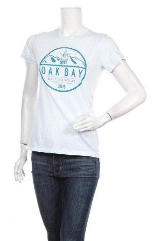Дамска тениска New Balance, Размер S, Цвят Син, Цена 7,35лв.