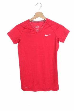 Дамска тениска Nike, Размер XS, Цвят Розов, Цена 21,74лв.