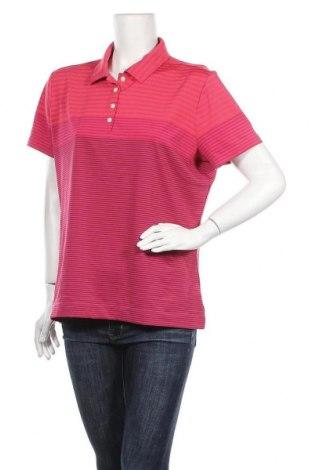 Tricou de femei Nike Golf, Mărime XL, Culoare Multicolor, 88% poliester, 12% elastan, Preț 84,89 Lei