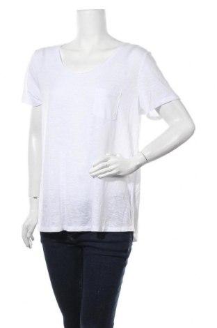 Дамска тениска Now, Размер XL, Цвят Бял, Полиестер, вискоза, Цена 10,92лв.