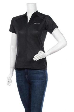 Дамска тениска Odlo, Размер M, Цвят Черен, Цена 19,95лв.