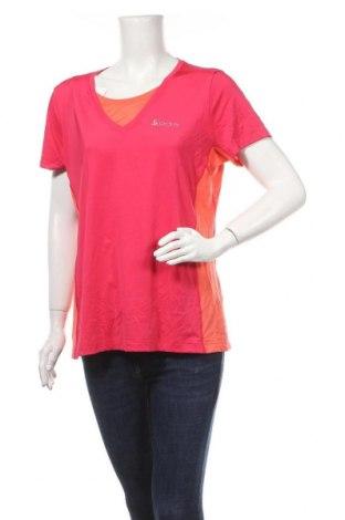 Дамска тениска Odlo, Размер XL, Цвят Розов, 88% полиамид, 12% еластан, Цена 17,85лв.