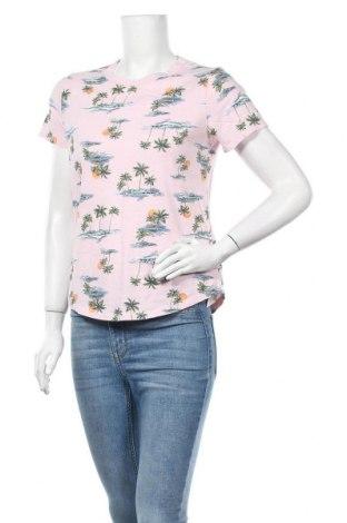 Дамска тениска Old Navy, Размер M, Цвят Розов, Памук, Цена 14,18лв.