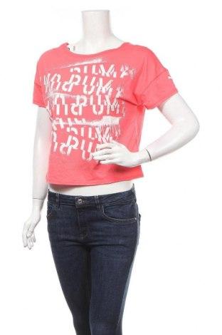 Дамска тениска PUMA, Размер S, Цвят Розов, Цена 7,88лв.