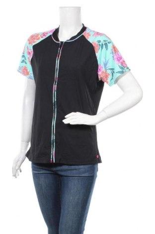 Γυναικείο t-shirt Piping Hot, Μέγεθος XXL, Χρώμα Μαύρο, Πολυαμίδη, ελαστάνη, Τιμή 10,13€
