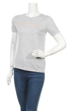 Дамска тениска Primark, Размер M, Цвят Сив, 64% полиестер, 36% вискоза, Цена 14,18лв.