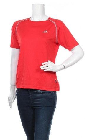 Дамска тениска Pro Touch, Размер L, Цвят Червен, Полиестер, Цена 8,93лв.