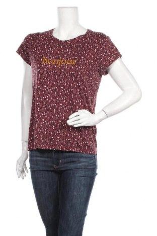 Дамска тениска Promod, Размер M, Цвят Лилав, Цена 14,28лв.