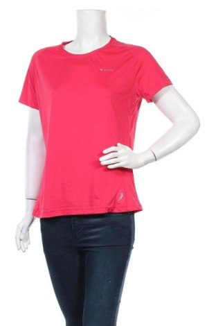Дамска тениска Quechua, Размер XL, Цвят Розов, Цена 16,96лв.