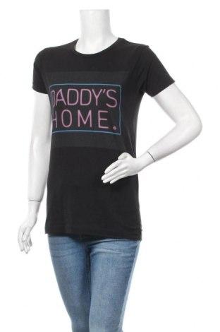 Дамска тениска Rad, Размер S, Цвят Черен, 50% полиестер, 50% памук, Цена 4,46лв.