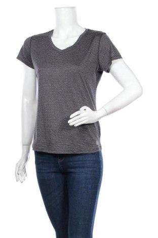 Γυναικείο t-shirt Rbx, Μέγεθος M, Χρώμα Γκρί, 100% πολυεστέρας, Τιμή 4,16€