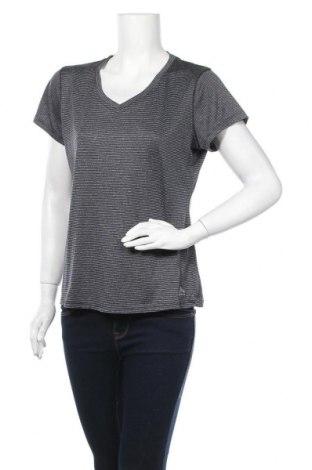 Дамска тениска Rbx, Размер L, Цвят Сив, Полиестер, Цена 4,20лв.