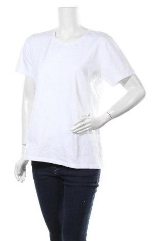 Дамска тениска Regatta, Размер XL, Цвят Бял, Памук, еластан, Цена 23,21лв.
