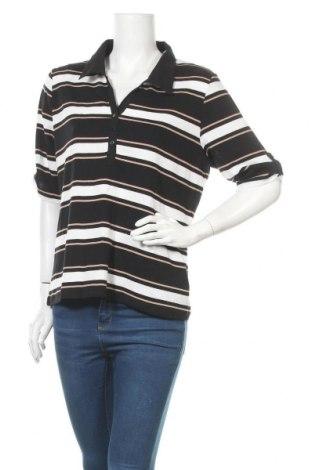 Дамска тениска Suzanne Grae, Размер XL, Цвят Многоцветен, Полиестер, памук, Цена 16,96лв.