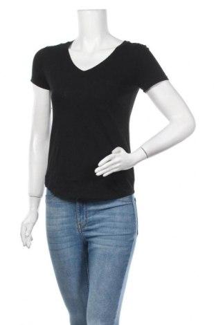 Дамска тениска Tally Weijl, Размер XS, Цвят Черен, Цена 14,28лв.