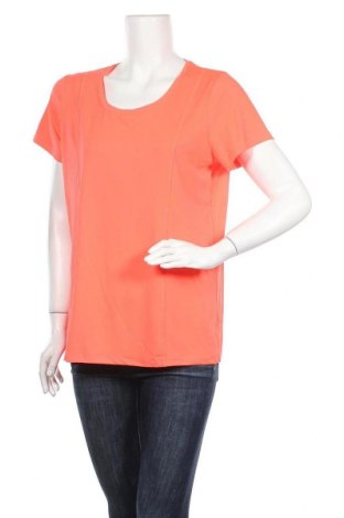 Дамска тениска Target, Размер L, Цвят Розов, Полиестер, еластан, Цена 9,82лв.