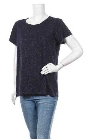 Дамска тениска Target, Размер XL, Цвят Син, Полиестер, вискоза, метални нишки, Цена 9,56лв.