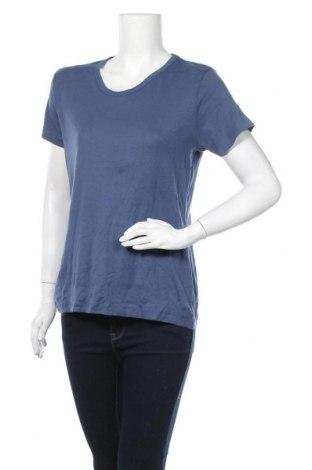 Дамска тениска Target, Размер XL, Цвят Син, Памук, Цена 8,93лв.