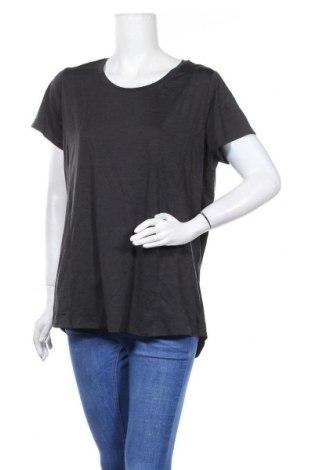 Дамска тениска Target, Размер XL, Цвят Сив, Полиестер, еластан, Цена 9,45лв.