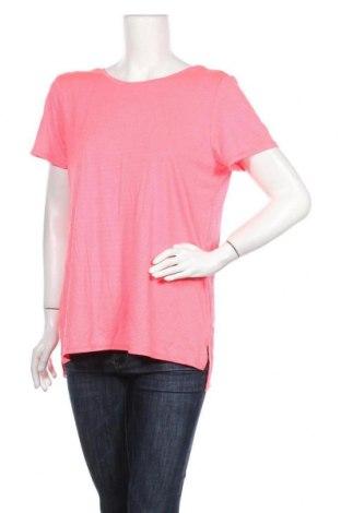 Дамска тениска Target, Размер XL, Цвят Розов, Полиестер, еластан, Цена 10,71лв.
