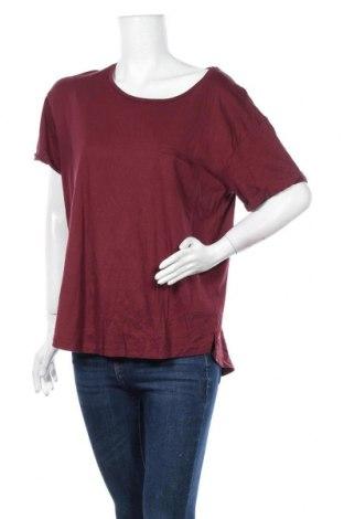 Дамска тениска Target, Размер XXL, Цвят Червен, Памук, модал, Цена 9,45лв.