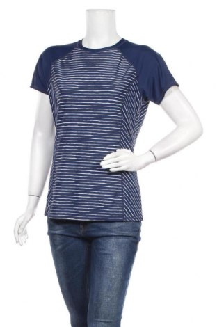 Дамска тениска Target, Размер XL, Цвят Син, Полиестер, еластан, Цена 17,01лв.