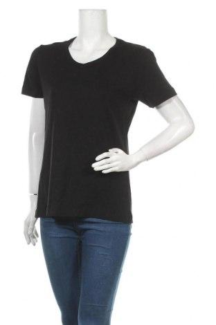 Дамска тениска Target, Размер XXL, Цвят Черен, Памук, Цена 12,60лв.