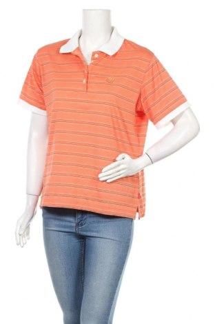 Дамска тениска Vittorio Rossi, Размер XXL, Цвят Оранжев, Полиестер, Цена 3,68лв.
