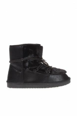 Γυναικείες μπότες Blackfield, Μέγεθος 38, Χρώμα Μαύρο, Κλωστοϋφαντουργικά προϊόντα, Τιμή 22,70€