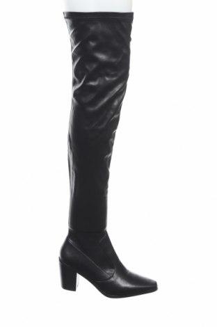 Дамски ботуши Raid, Размер 40, Цвят Черен, Еко кожа, Цена 45,10лв.