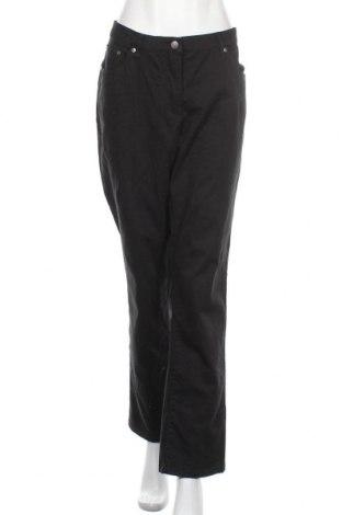 Дамски дънки Bpc Bonprix Collection, Размер XXL, Цвят Черен, 98% памук, 2% еластан, Цена 19,32лв.